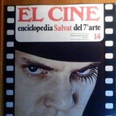 Cine: EL CINE - ENCICLOPEDIA SALVAT DEL 7º ARTE - AÑO 1979, Nº 14 -. Lote 222510705