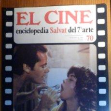Cine: EL CINE - ENCICLOPEDIA SALVAT DEL 7º ARTE - AÑO 1979, Nº 70 -. Lote 222510740