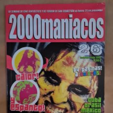 Cine: 2000 MANIACOS Nº 26. Lote 222591061