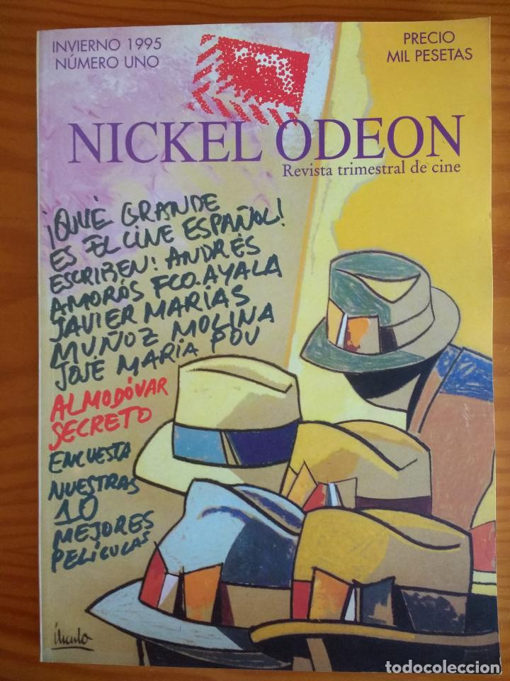 Cine: Colección Completa Revista NIckelodeon Los 33 Números - Foto 2 - 222843817
