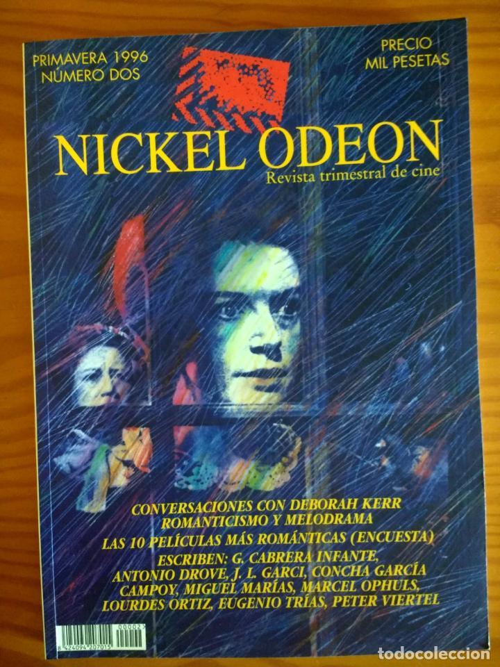 Cine: Colección Completa Revista NIckelodeon Los 33 Números - Foto 3 - 222843817