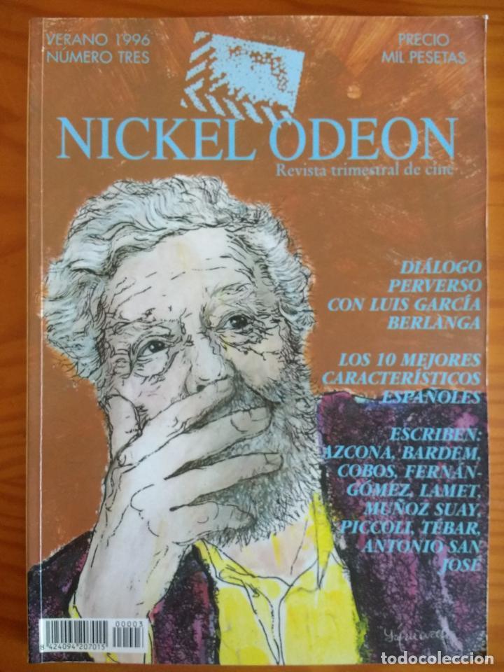 Cine: Colección Completa Revista NIckelodeon Los 33 Números - Foto 4 - 222843817