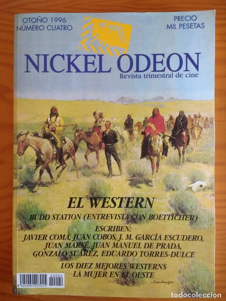 Cine: Colección Completa Revista NIckelodeon Los 33 Números - Foto 5 - 222843817