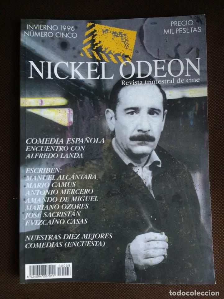 Cine: Colección Completa Revista NIckelodeon Los 33 Números - Foto 6 - 222843817