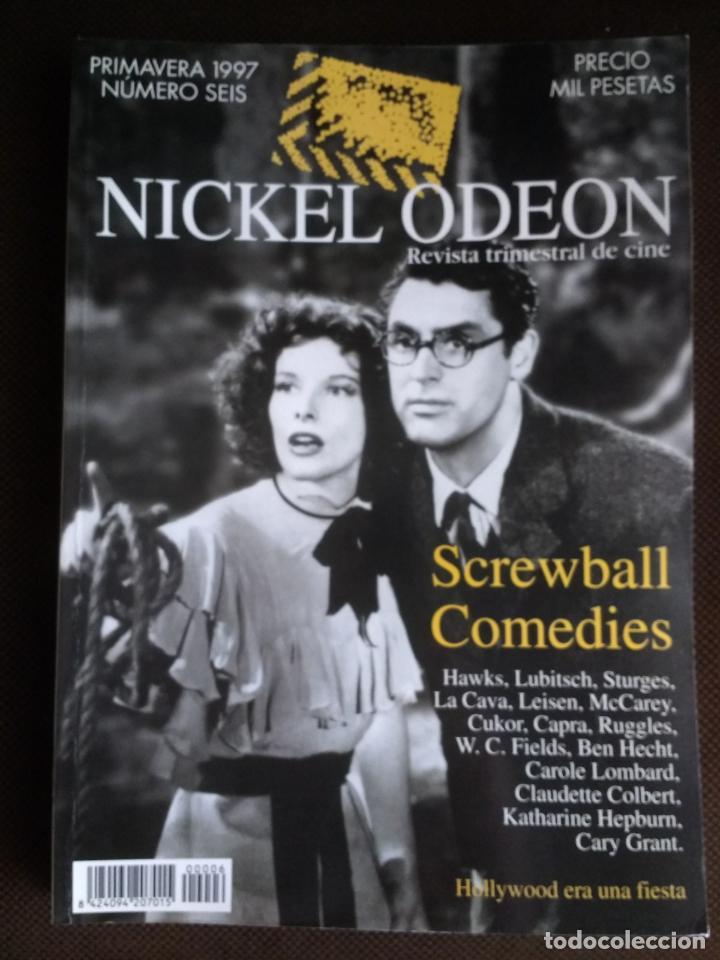 Cine: Colección Completa Revista NIckelodeon Los 33 Números - Foto 7 - 222843817