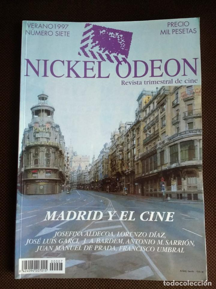 Cine: Colección Completa Revista NIckelodeon Los 33 Números - Foto 8 - 222843817