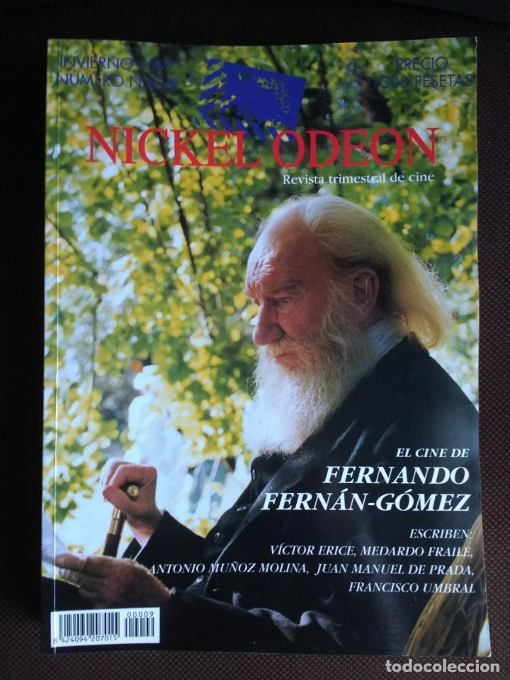 Cine: Colección Completa Revista NIckelodeon Los 33 Números - Foto 10 - 222843817