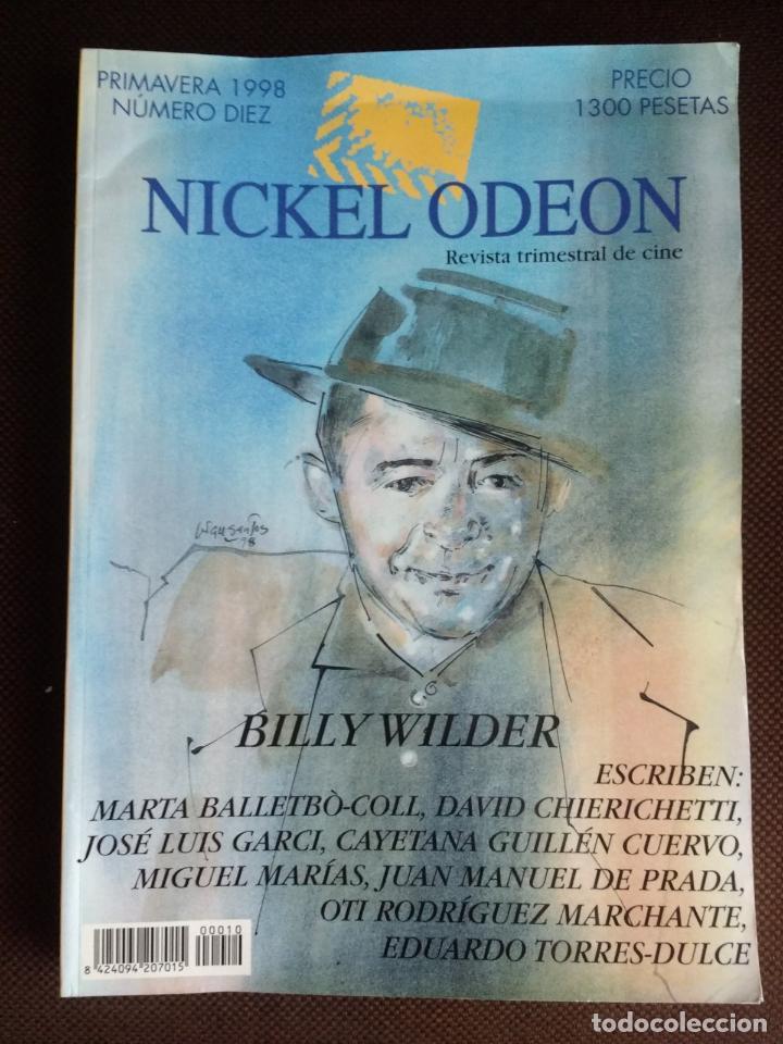 Cine: Colección Completa Revista NIckelodeon Los 33 Números - Foto 11 - 222843817