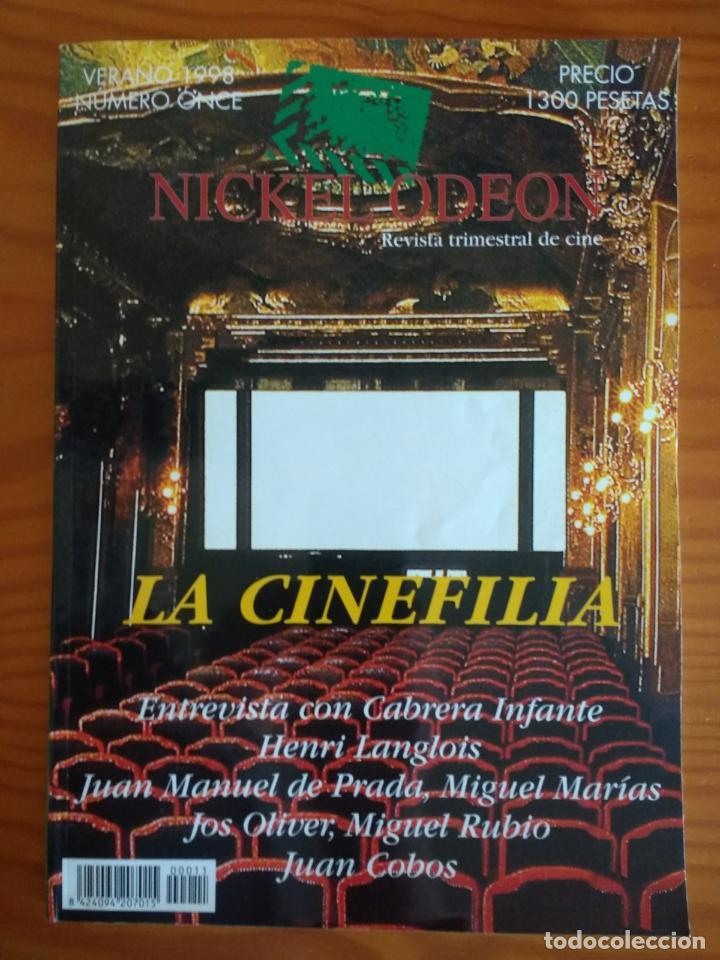 Cine: Colección Completa Revista NIckelodeon Los 33 Números - Foto 12 - 222843817