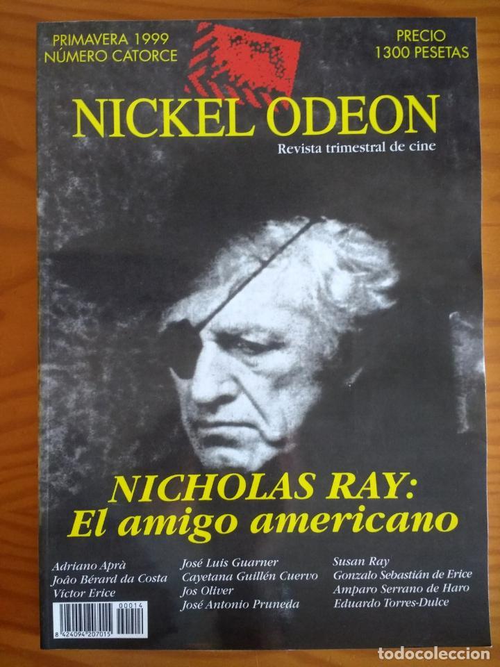 Cine: Colección Completa Revista NIckelodeon Los 33 Números - Foto 15 - 222843817