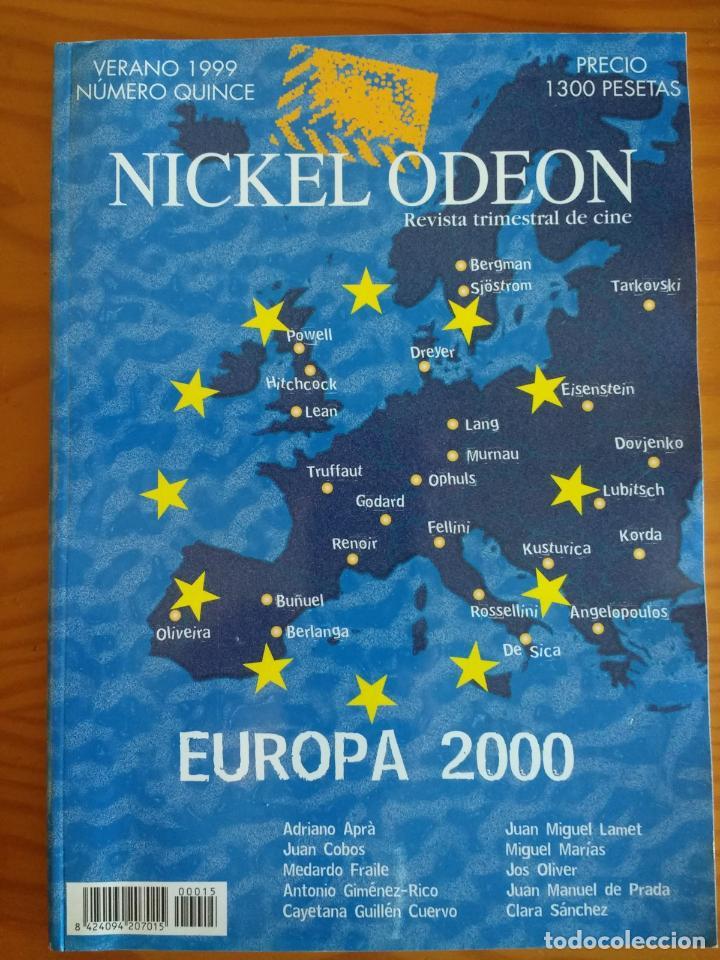 Cine: Colección Completa Revista NIckelodeon Los 33 Números - Foto 16 - 222843817