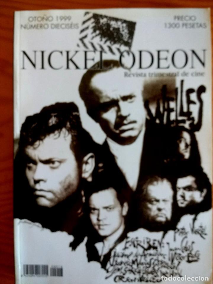 Cine: Colección Completa Revista NIckelodeon Los 33 Números - Foto 17 - 222843817
