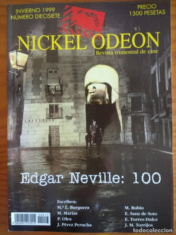 Cine: Colección Completa Revista NIckelodeon Los 33 Números - Foto 18 - 222843817