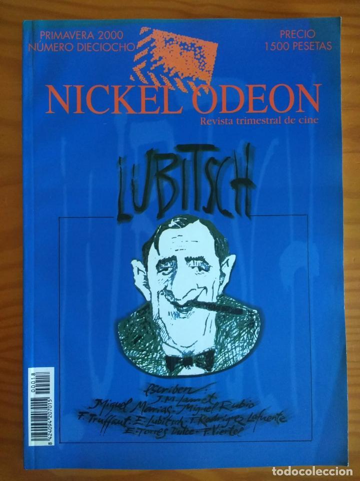 Cine: Colección Completa Revista NIckelodeon Los 33 Números - Foto 19 - 222843817