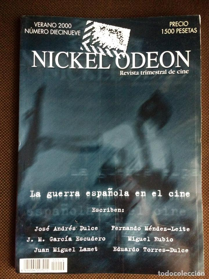 Cine: Colección Completa Revista NIckelodeon Los 33 Números - Foto 20 - 222843817