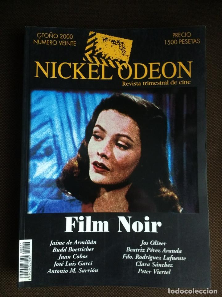 Cine: Colección Completa Revista NIckelodeon Los 33 Números - Foto 21 - 222843817