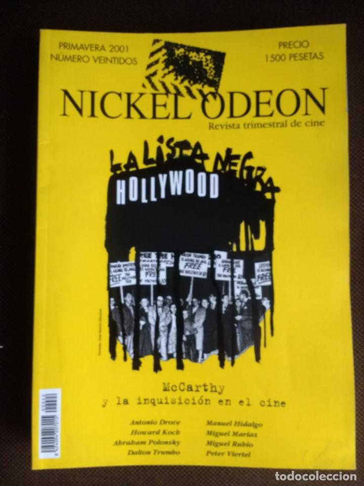 Cine: Colección Completa Revista NIckelodeon Los 33 Números - Foto 23 - 222843817