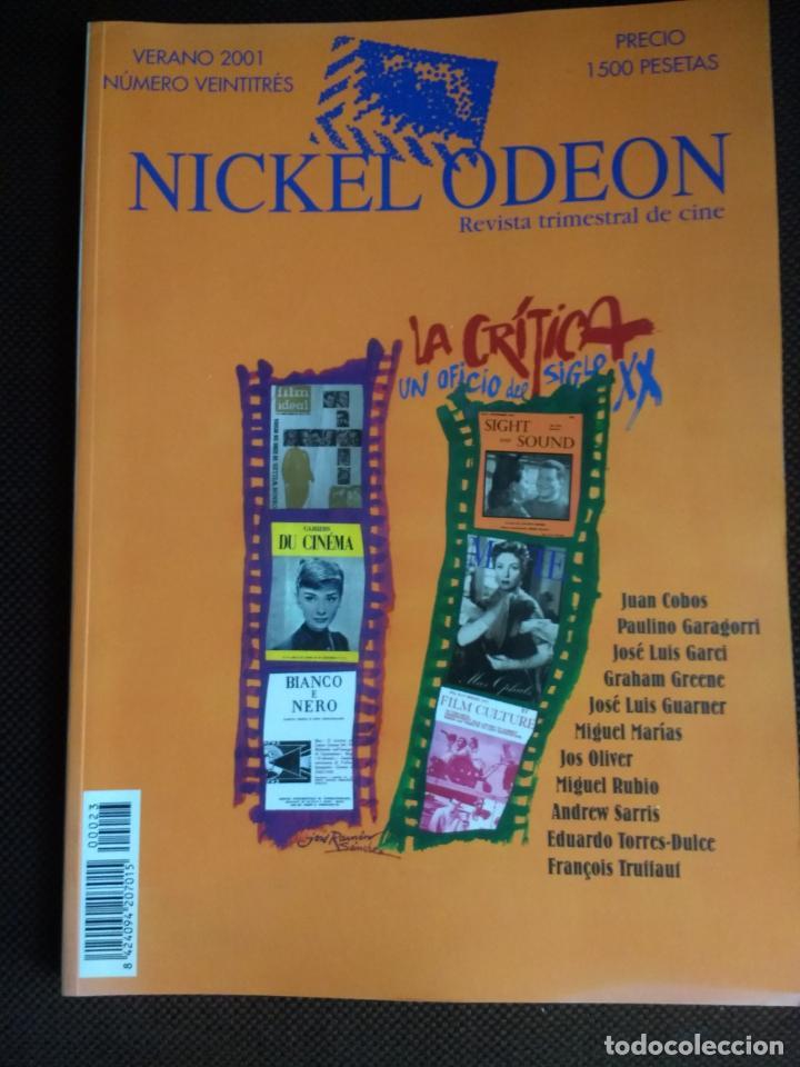 Cine: Colección Completa Revista NIckelodeon Los 33 Números - Foto 24 - 222843817