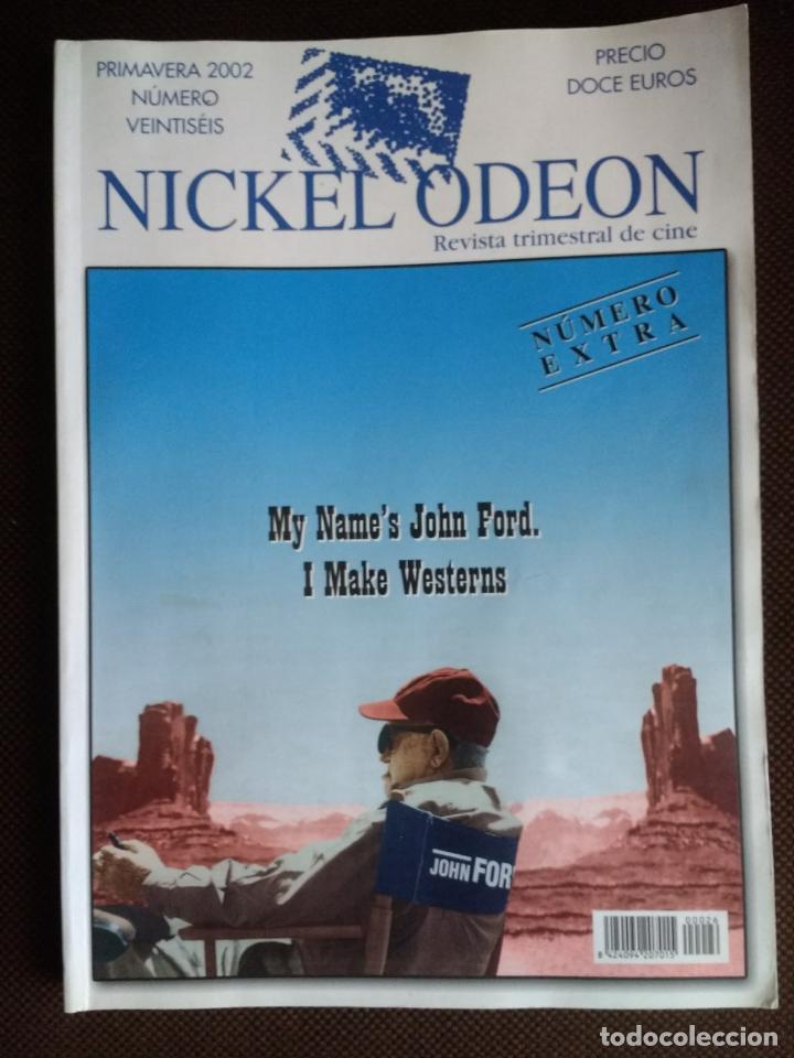 Cine: Colección Completa Revista NIckelodeon Los 33 Números - Foto 27 - 222843817