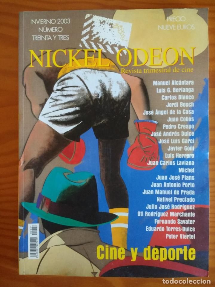 Cine: Colección Completa Revista NIckelodeon Los 33 Números - Foto 34 - 222843817