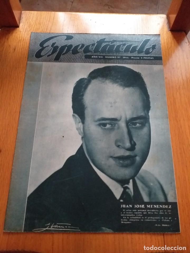 REVISTA ESPECTÁCULO (Cine - Revistas - Otros)