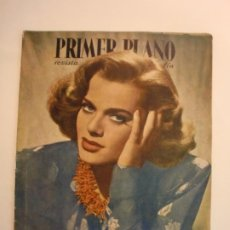 Cine: 2/3/1947 CARY GRANT - CAMOENS - MARLENE DIETRICH - FRANK SINATRA - HEROES DEL 95 - ANTONIO CASAL. Lote 223027458