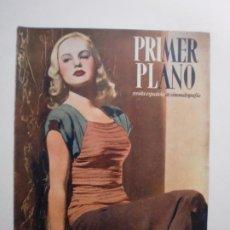 Cine: 12/1/1947 PEGGY CUMMINS - LOLA FLORES Y MANOLO CARACOL EN EMBRUJO - RITA HAYWORTH - EDITH PIAF. Lote 223030790