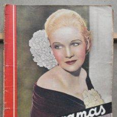 Cine: AAO96 ANN HARDING REVISTA ESPAÑOLA CINEGRAMAS Nº 97 JULIO 1936. Lote 223128293