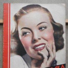 Cine: AAO97 DELMA BYRON REVISTA ESPAÑOLA CINEGRAMAS Nº 89 MAYO 1936. Lote 223128726
