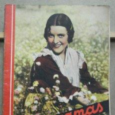 Cine: AAP10 IMPERIO ARGENTINA REVISTA ESPAÑOLA CINEGRAMAS Nº 81 MARZO 1936. Lote 223257972