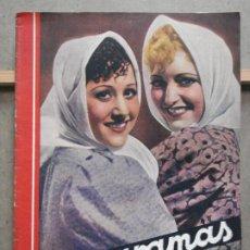 Cine: AAP31 RAQUEL RODRIGO CHARITO LEONIS REVISTA ESPAÑOLA CINEGRAMAS Nº 93 JUNIO 1936. Lote 223264471
