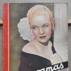 Cine: AAP36 ANN HARDING REVISTA ESPAÑOLA CINEGRAMAS Nº 97 JULIO 1936. Lote 223265925