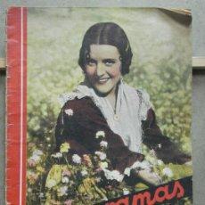 Cine: AAP28 IMPERIO ARGENTINA REVISTA ESPAÑOLA CINEGRAMAS Nº 81 MARZO 1936. Lote 223267260