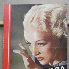 Cine: AAP47 BETTY GRABLE REVISTA ESPAÑOLA CINEGRAMAS Nº 85 ABRIL 1936. Lote 223270445