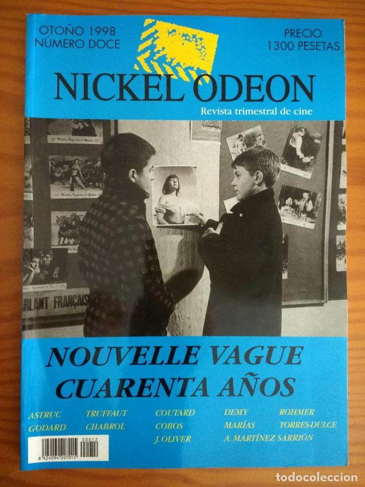 Cine: Colección Completa Revista NIckelodeon Los 33 Números - Foto 13 - 222843817