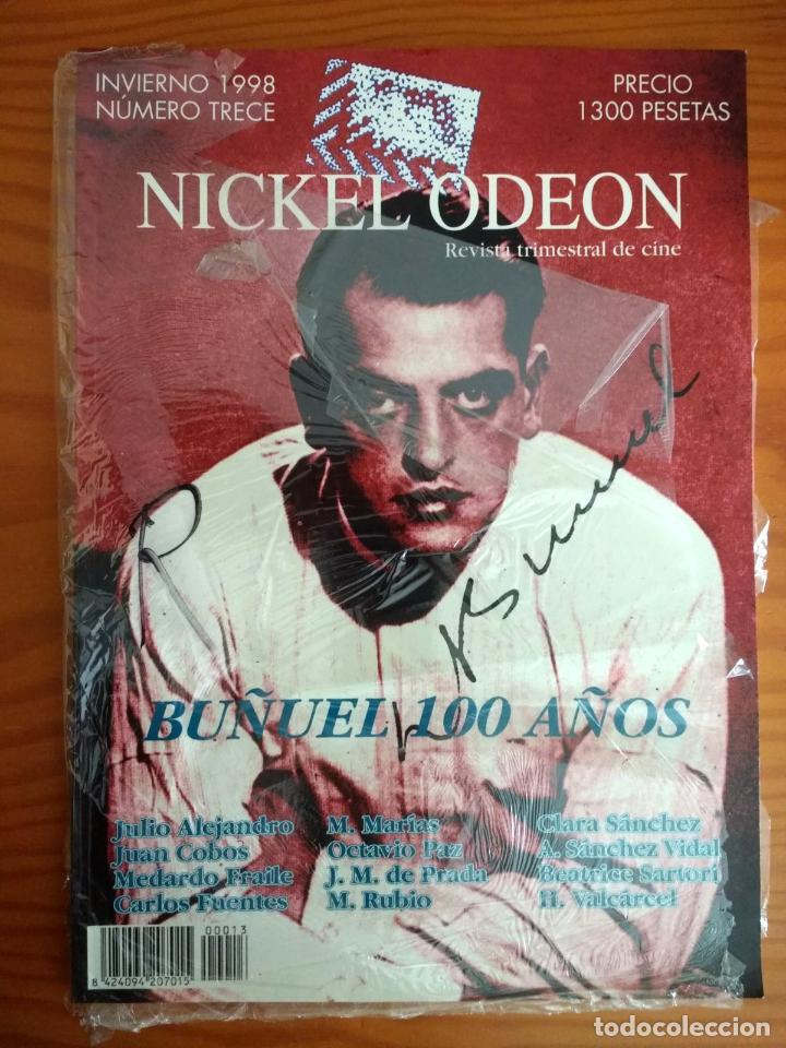 Cine: Colección Completa Revista NIckelodeon Los 33 Números - Foto 14 - 222843817