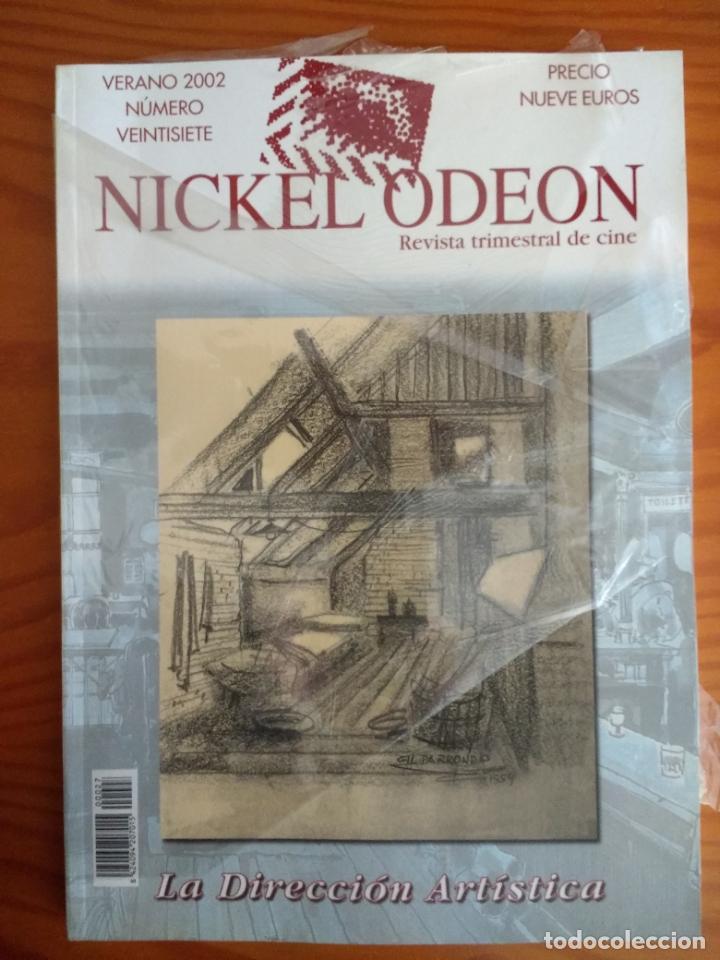 Cine: Colección Completa Revista NIckelodeon Los 33 Números - Foto 28 - 222843817