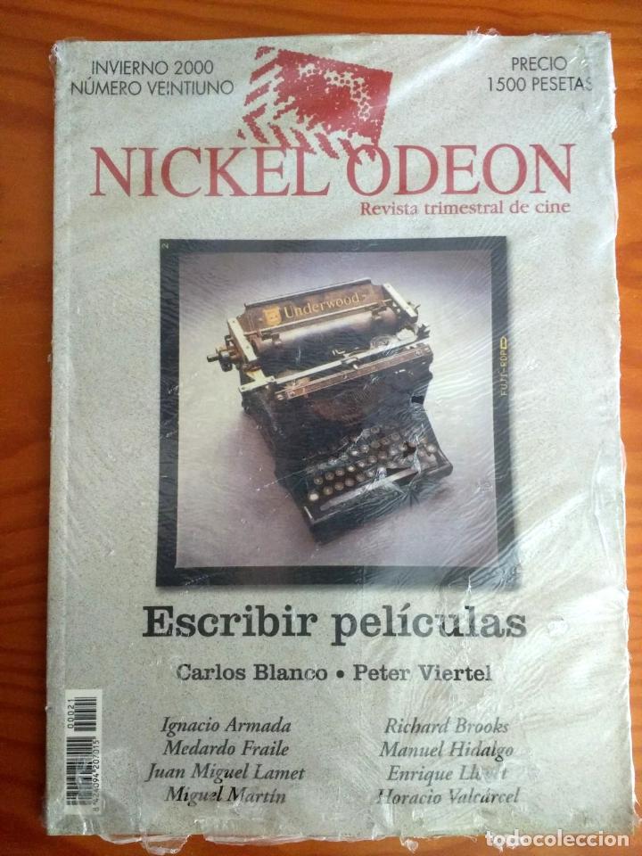 Cine: Colección Completa Revista NIckelodeon Los 33 Números - Foto 22 - 222843817