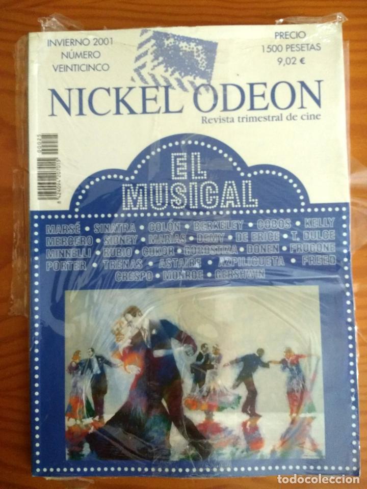 Cine: Colección Completa Revista NIckelodeon Los 33 Números - Foto 26 - 222843817