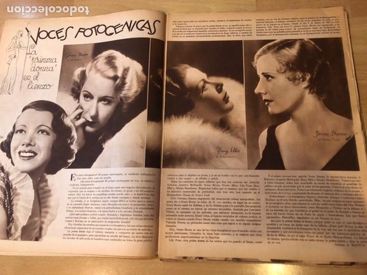 Cine: Revista cinegramas dic 1935.myrna loy William Powell Greta garbo Luis trenker - Foto 4 - 223704372