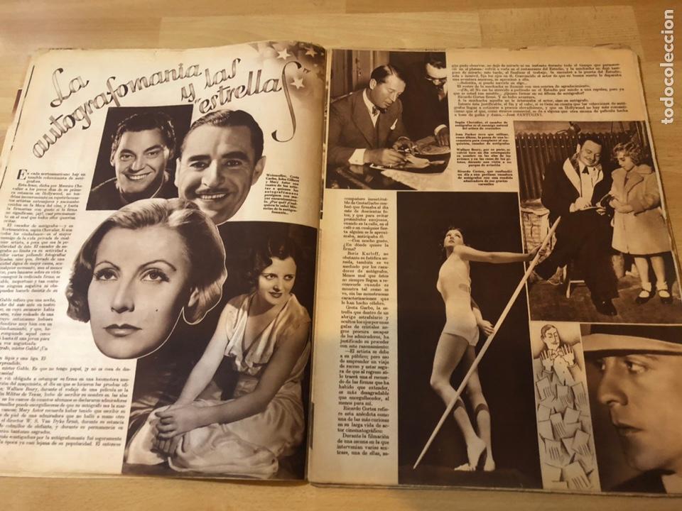 Cine: Revista cinegramas dic 1935.myrna loy William Powell Greta garbo Luis trenker - Foto 6 - 223704372