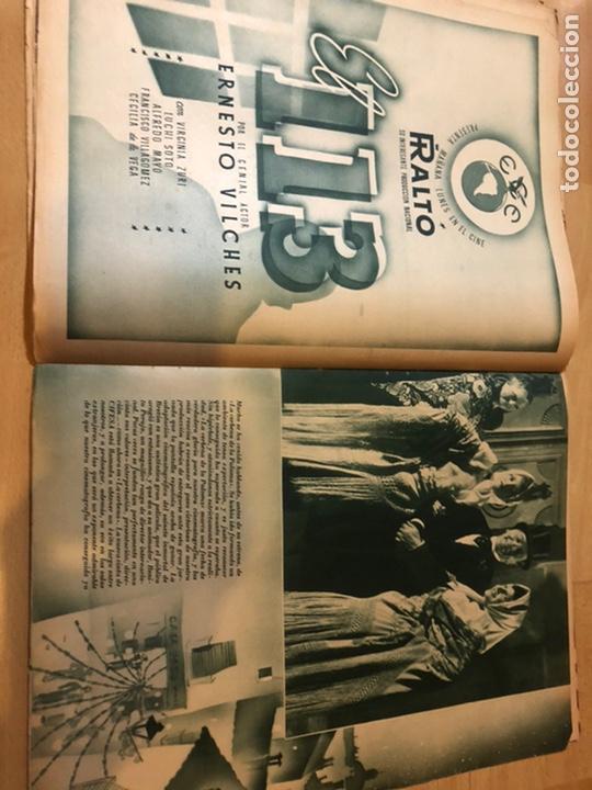 Cine: Revista cinegramas dic 1935.myrna loy William Powell Greta garbo Luis trenker - Foto 8 - 223704372
