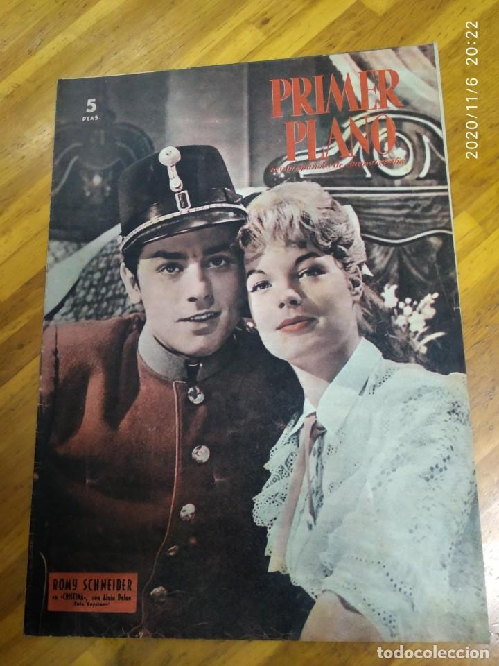 REVISTA PRIMER PLANO (Cine - Revistas - Primer plano)