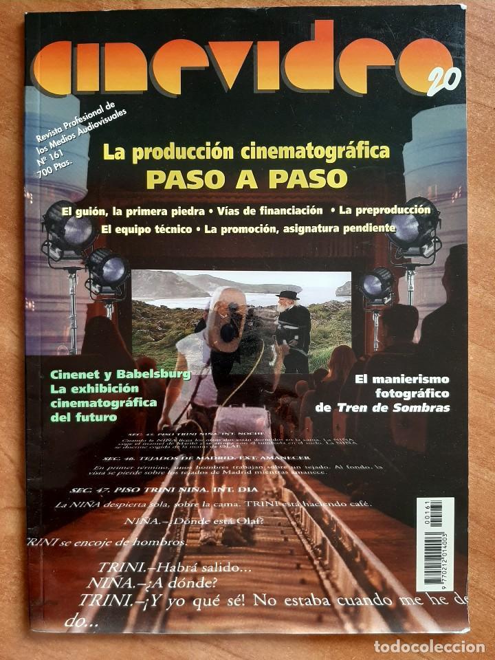 1999 CINEVIDEO 20 - REVISTAS PROFESIONAL DE LOS MEDIOS AUDIOVISUALES (Cine - Revistas - Otros)