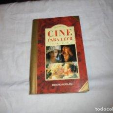Cine: CINE PARA LEER AÑO 1992. Lote 224118342