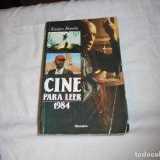 Cine: CINE PARA LEER AÑO 1984. Lote 224119362