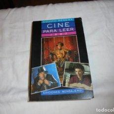Cine: CINE PARA LEER AÑO 1987. Lote 224119476