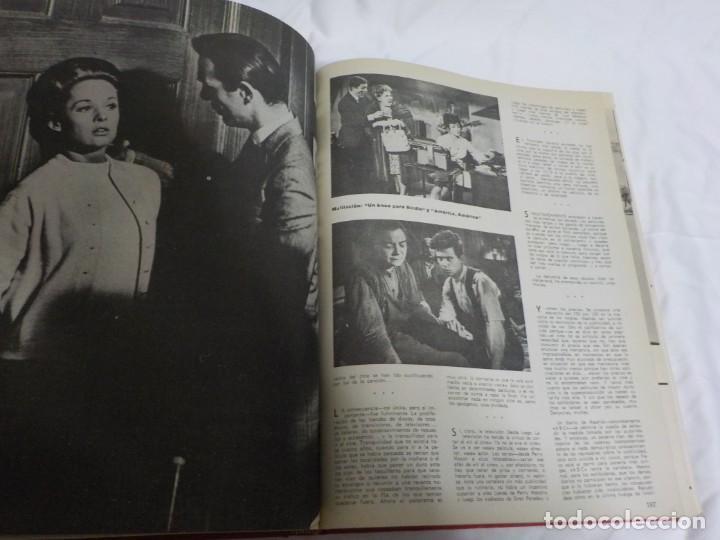 Cine: CUATRO TOMOS ENCUADERNADOS CON REVISTAS FILM IDEAL.AÑOS 60. - Foto 14 - 224583601