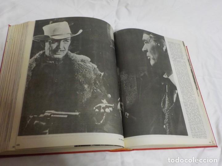 Cine: CUATRO TOMOS ENCUADERNADOS CON REVISTAS FILM IDEAL.AÑOS 60. - Foto 23 - 224583601