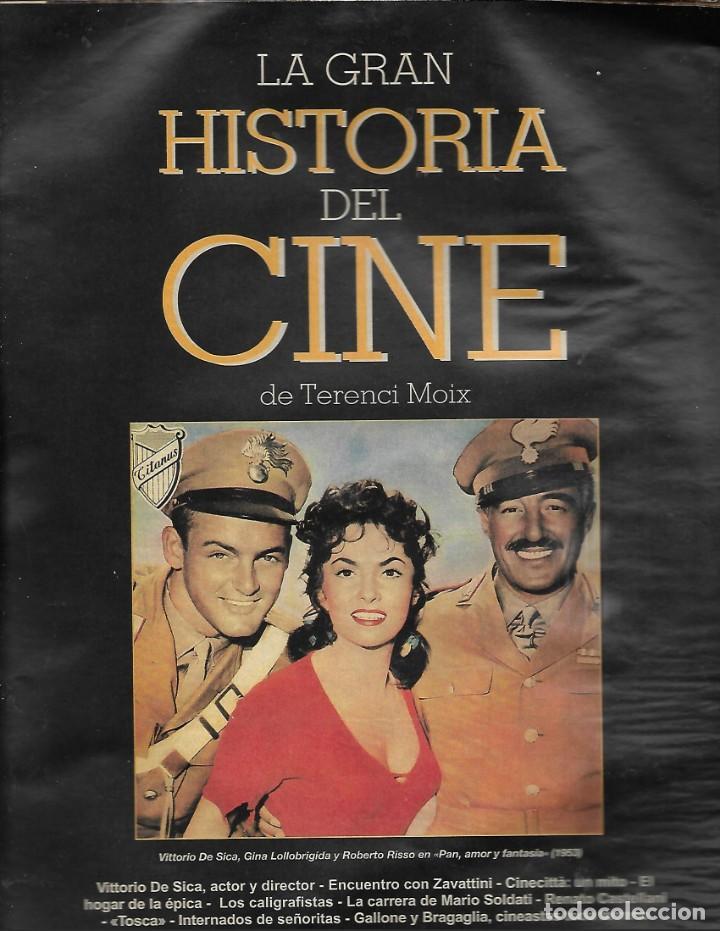 LA GRAN HISTORIA DEL CINE DE TERENCI MOIX CAPITULO 77 (Cine - Revistas - La Gran Historia del cine)